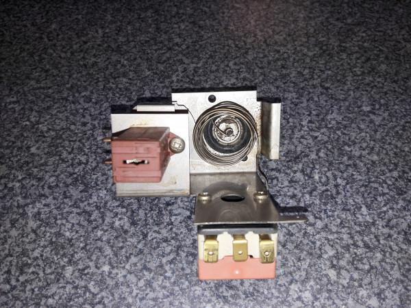Juno JEB98601E, Regler Kapillarrohr 315 6456-00/0, Thermostat, Temperatur Backofen, Herd, gebraucht, Ersatzteil, Erkelenz